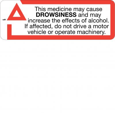 Cautionary Advisory Labels (CAL)