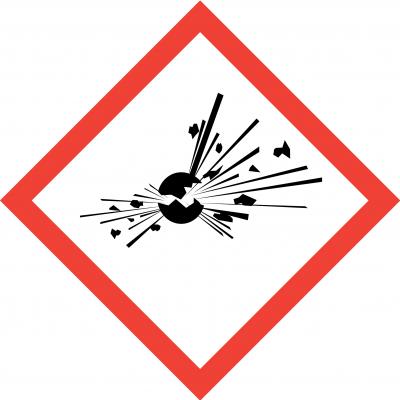 Explosive Labels