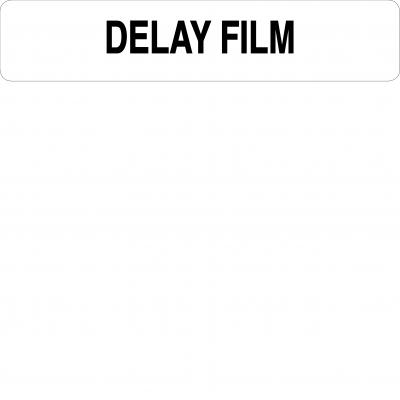 Delay film