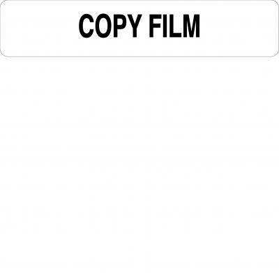 Copy film