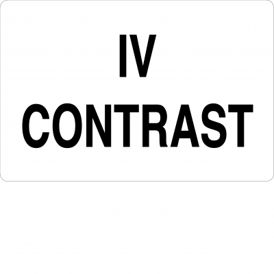 IV Contrast
