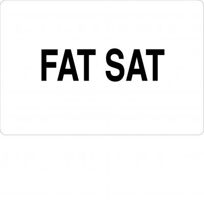 Fat sat