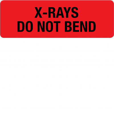 X-rays do not bend