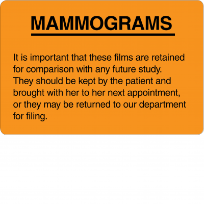 Mammograms #1