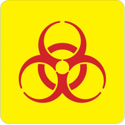 Bio-hazard Logo