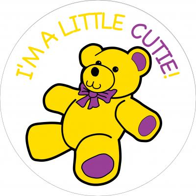 I'm a little cutie! (bear)