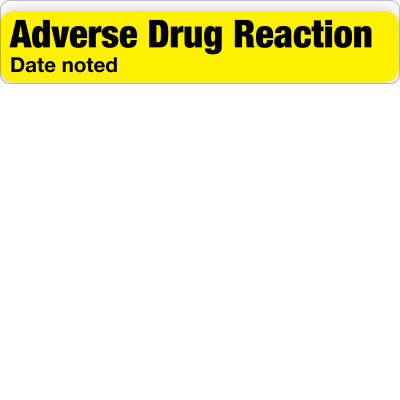 Adverse Drug Reaction - Date noted