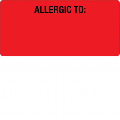 Allergic To: