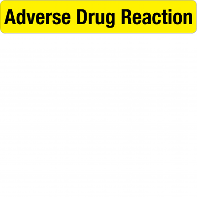 Adverse Drug Reaction - Large