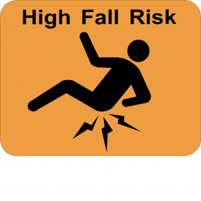 LPM407 - Falls risk