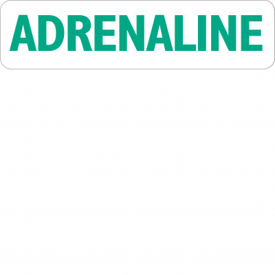 Adrenaline - 48 x 12mm