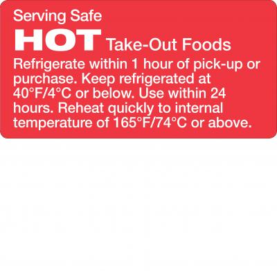 Serving Safe Hot