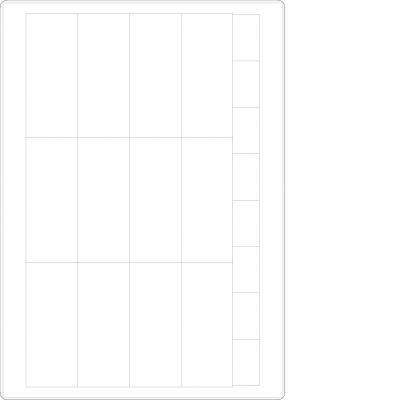 Laser Sheets - 20 Labels per Sheet - Normal Edge