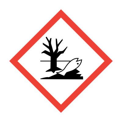 GHS - Environmental Hazard - 15 x 15mm