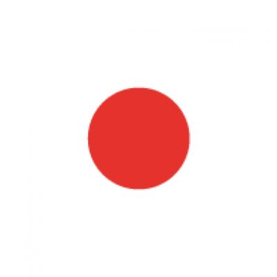 Fluoro red circle